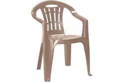 Mallorca szék cappuccino 227524  BACCU328